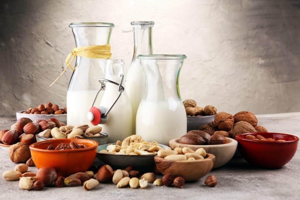 low carb milks
