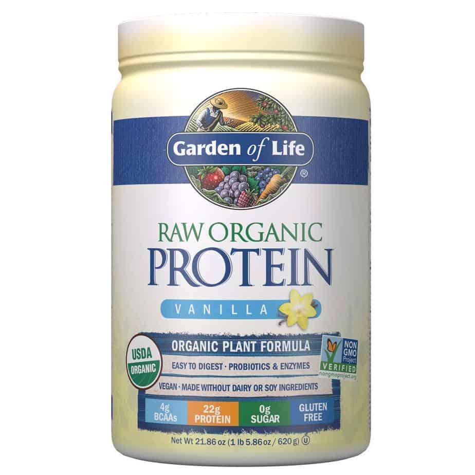 Garden of Life Raw Organic