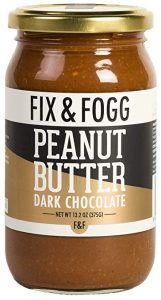 fix fogg peanut butter dark chocolate